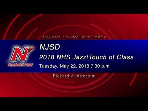 2018 NHS Jazz, Touch of Class and Vocal Jazz Concert