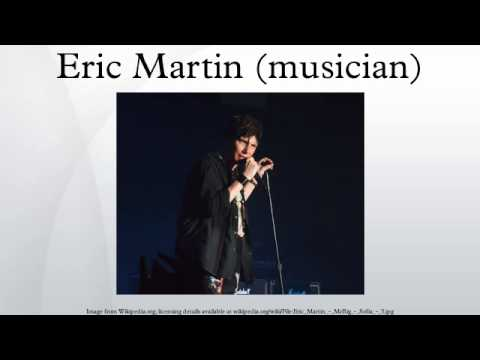 Eric Martin (musician)