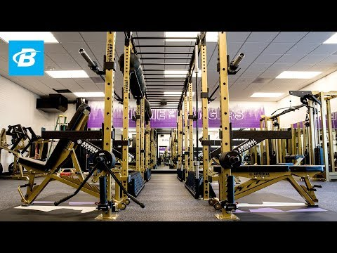 High School Weight Room Extreme Makeover | Park High School