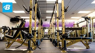 Crappy High School Weight Room Gets Extreme Makeover | Park High School