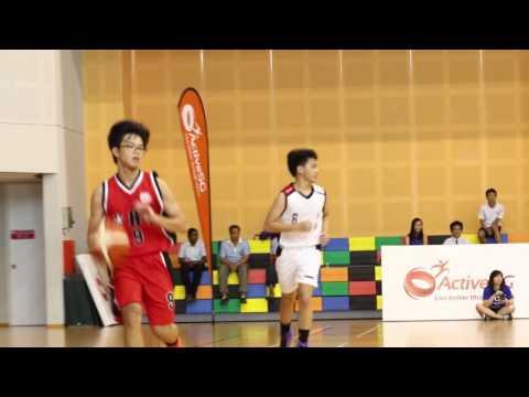 2016 ActiveSG-BAS (Basketball Association of Singapore) Development League