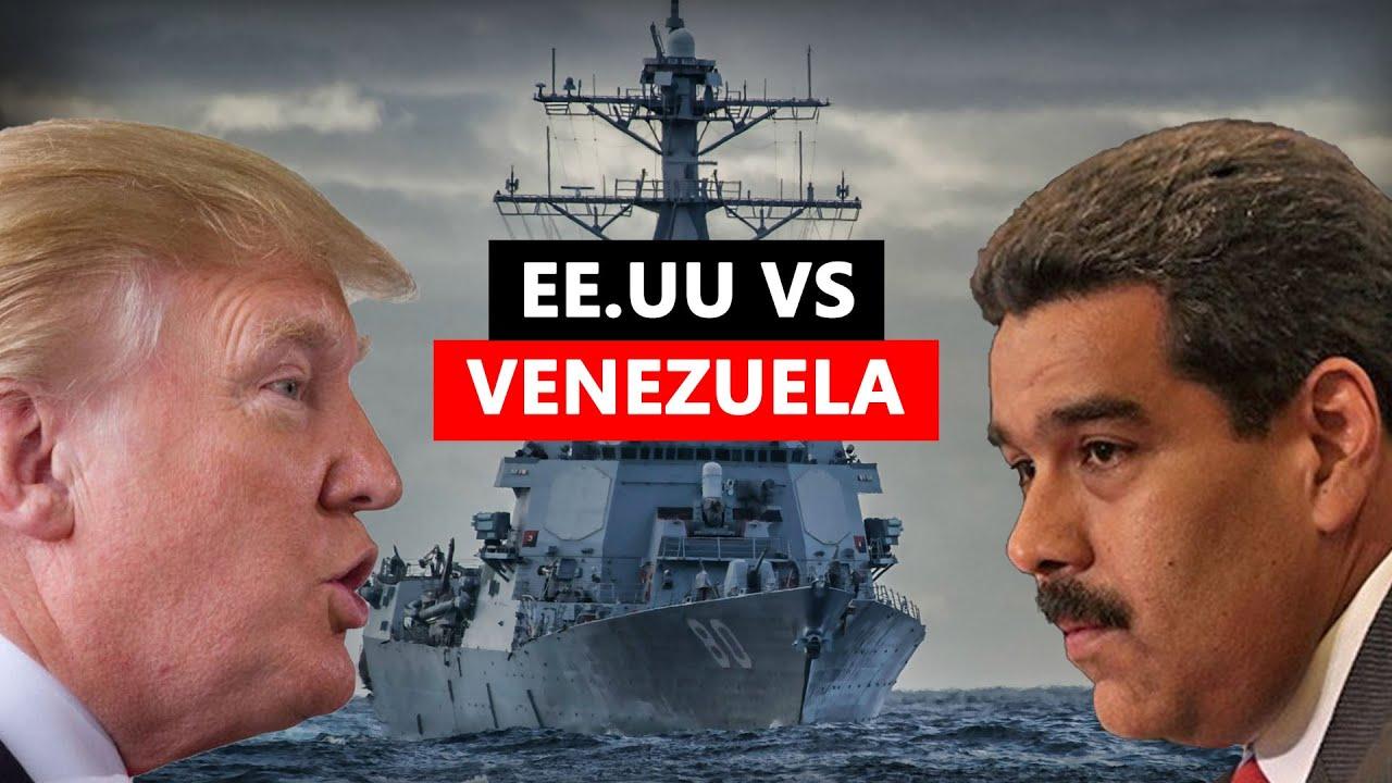 Estados Unidos INVADIRÁ Venezuela? - YouTube