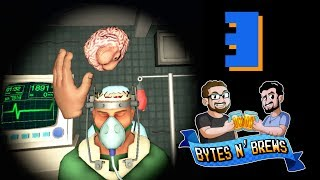 Surgeon Simulator ER #3: I Might Have Just Tossed the Brain - Bytes N