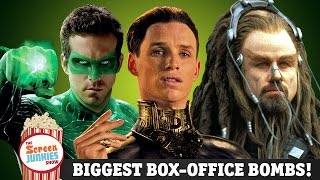 Repeat youtube video Biggest Box Office Bombs!