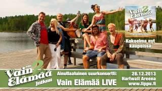 Pauli Hanhiniemi - Minä olen sinä olet (Vain Elämää 2 Jatkuu -kokoelmalta)