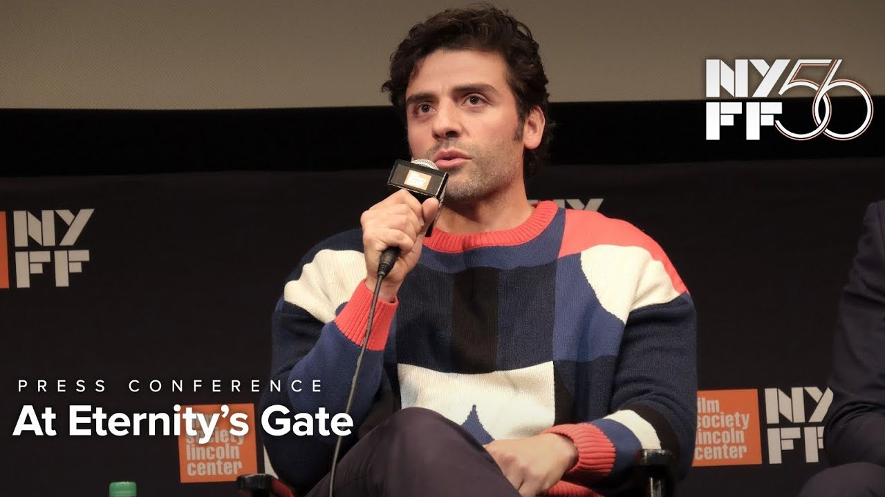 'At Eternity's Gate' Press Conference | NYFF56