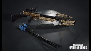 PUBG NEW EVENT MODE - CROSSBOWS AND MELEE  !drink