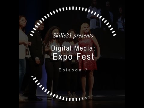 Digital Media Episode 7 : Expo Fest