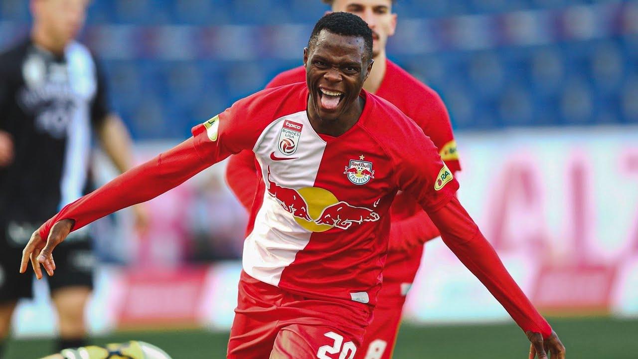 Download Patson Daka hat-trick fastest in Austrian Bundesliga History (Red Bull Salzburg vs Sturm Graz)