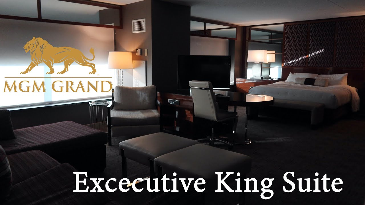Executive King Suite Mgm Pictures