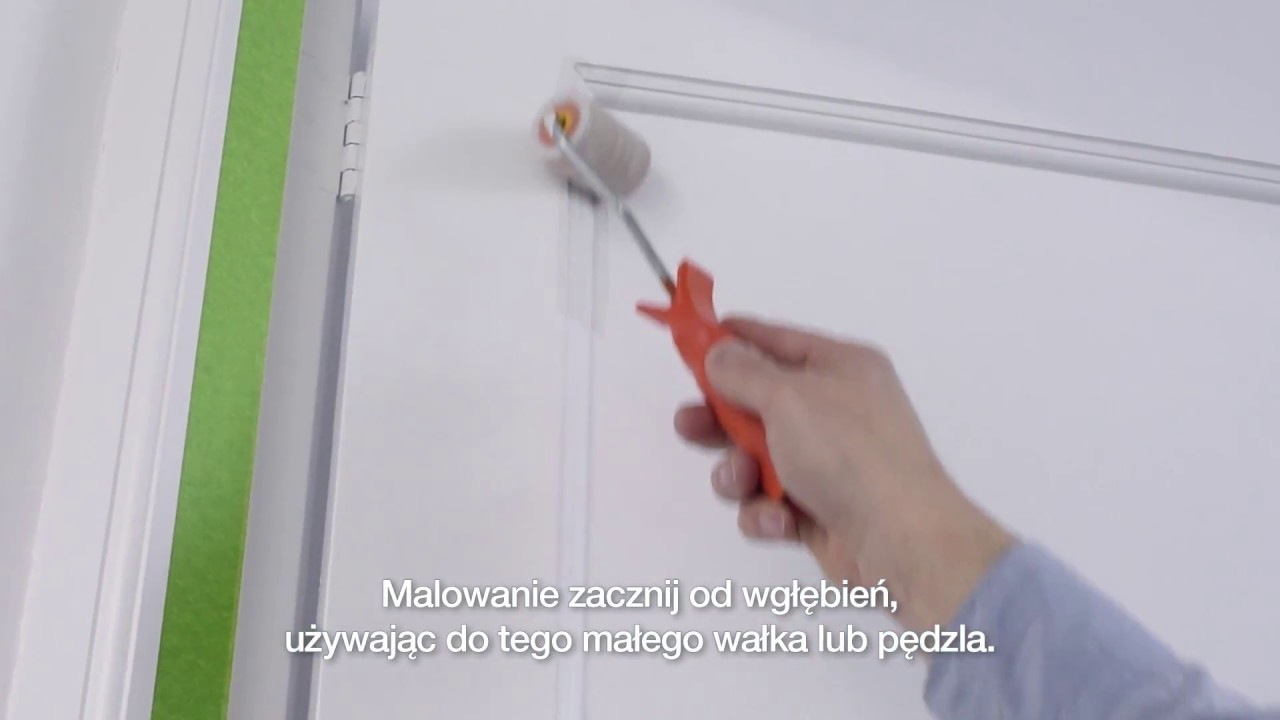 Jak Pomalować Drzwi Maluj Z Duluxem