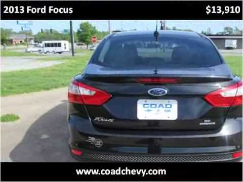2013 Ford Focus Used Cars Carbondale Anna Marion Il