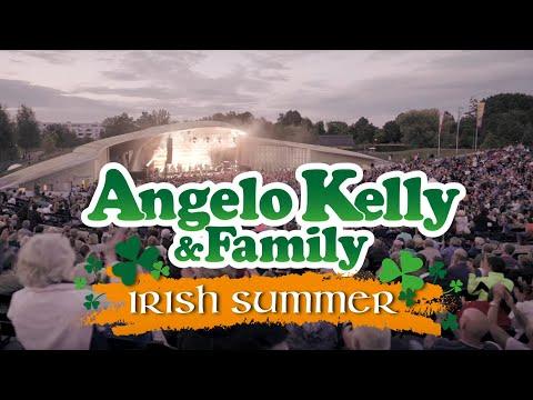 "ANGELO KELLY & FAMILY - ""Irish Summer 2021"" Trailer"