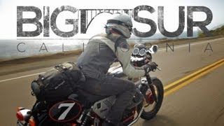 Big Sur - Moto Guzzi V7 Racer - MotoGeo Adventures
