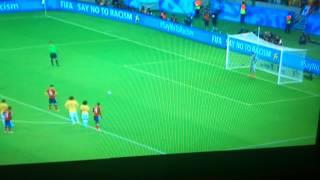 Brasile Colombia mondiale
