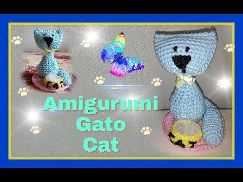 Amigurumi Gato Cat