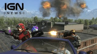 H1Z1 Battle Royale PS4 Open Beta Now Live - IGN News