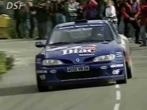 tour de corse rally 1996 youtube. Black Bedroom Furniture Sets. Home Design Ideas