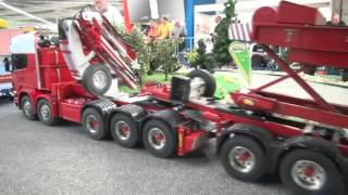 RC EXTREME! Heavy load RC Truck, incredible long 4K video must see