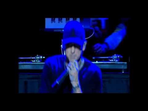 Eminem Live In Detroit (2009)