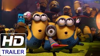 Minions | Trailer Oficial HD | Download Dublado