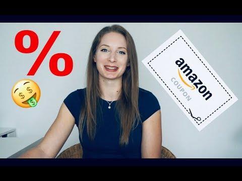 Amazon Coupons & Rabatte I Geld Sparen I Esther-Sarah