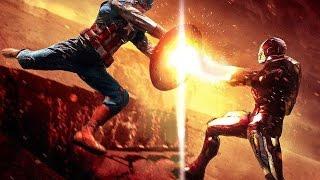 Análisis al trailer de Capitan america 3: Civil War-| Quikkezer 2015