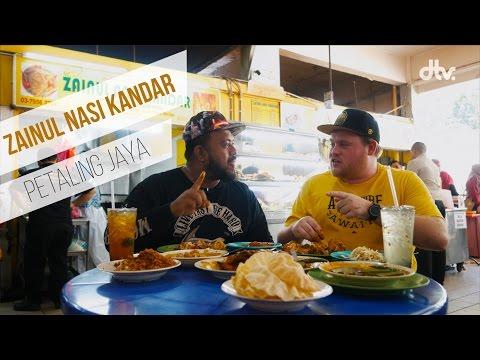 Nasi Kandar Penang di Petaling Jaya? - Mat Salleh Cari Makan