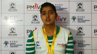PMKVY Retail Sales Associate Candidate: Pallavi #feedback