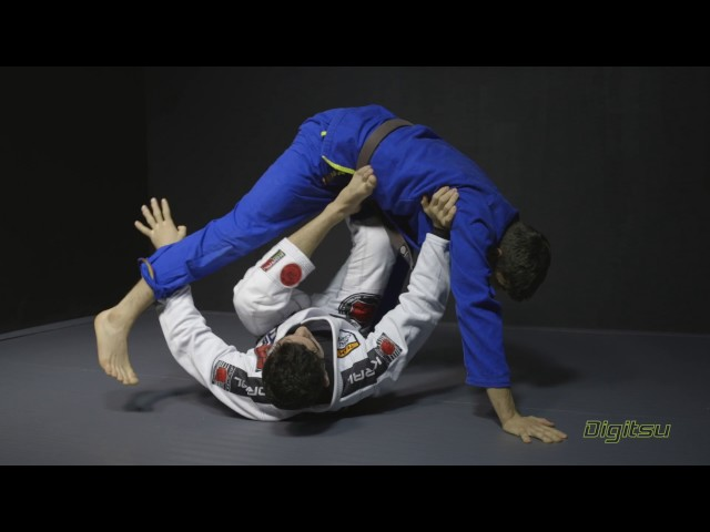 Ryan Hall Passing the Guard /& Inverted Guard COMBO NEW DVDS!