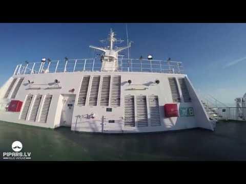 Uz Zviedriju ar Tallink 🚢