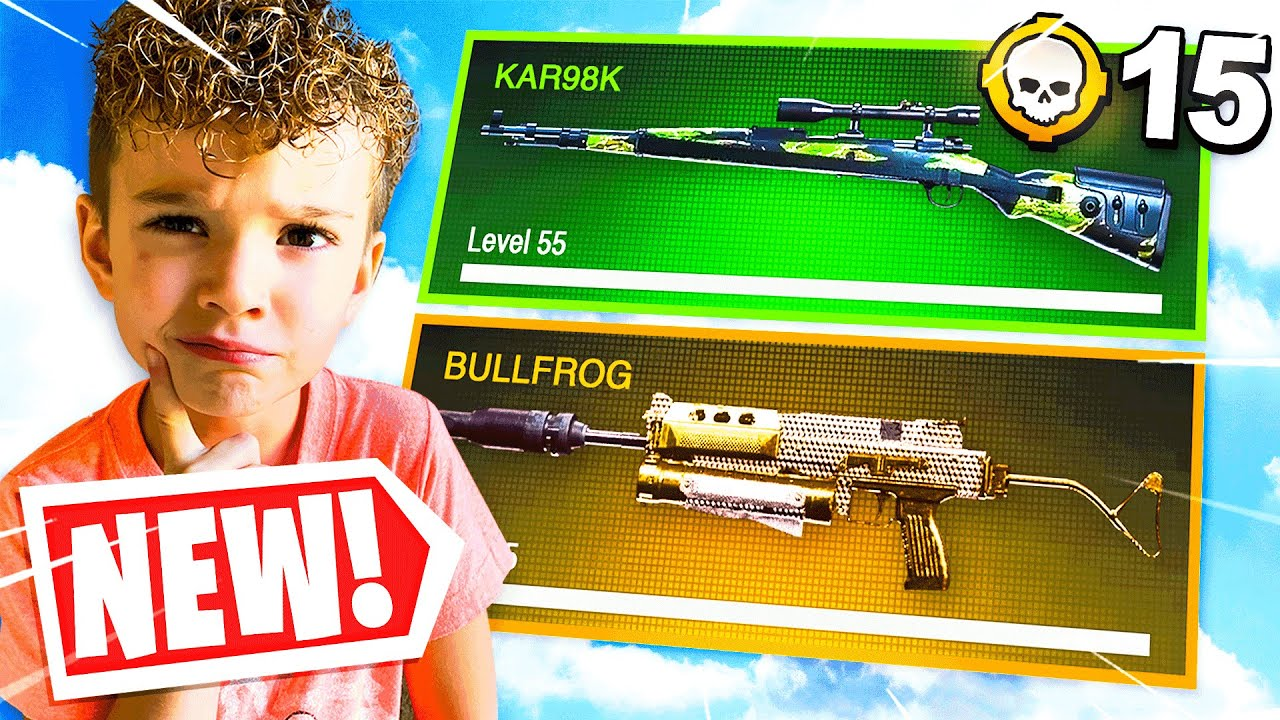 Download INSANE 6 Year Old Warzone Prodigy found the BEST Loadout in Season 2!