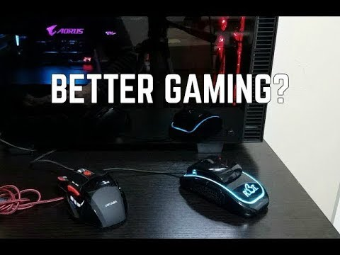 Improving Your Clicks - RBT Rebel Gaming Mouse Review
