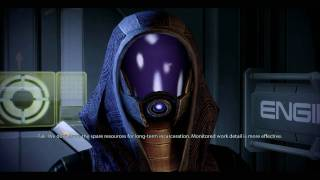Mass Effect 2: Tali Loyalty Mission with Legion Part 1