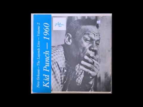 Kid Punch 1960 - New Orleans - The Legends Live - Volume 2 - Vinyl Rip - Full Album