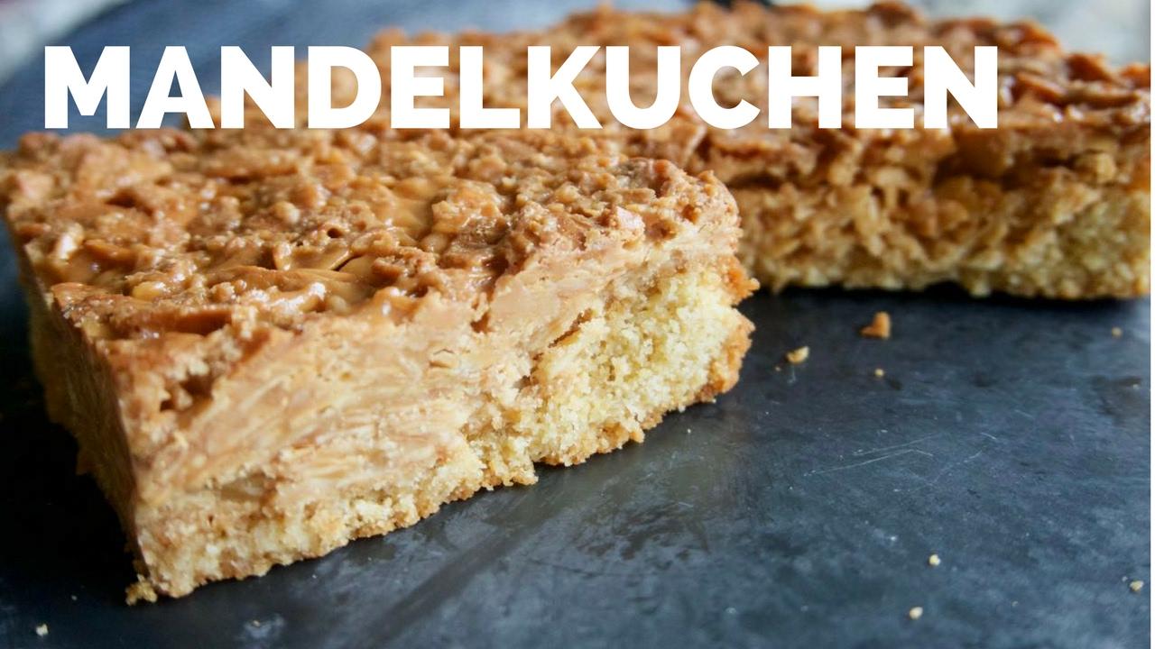 Mandelkuchen Rezept Schnelle Und Einfache Zubereitung Sehr