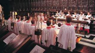 Kings College Choir Cambridge - A Child is Born in Bethlehem