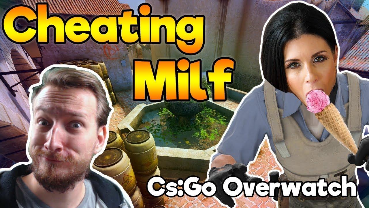 Cheating Milf | CS:GO Overwatch | Deutsch/German