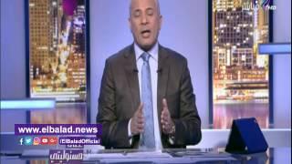 أحمد موسى: القضاء المصري عادل ونزيه وغير منحاز ..فيديو