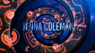 Clara Who? Jenna Coleman 2014 Title Sequence Adaptation - NeonVisual & Hardwire colaboration