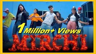 MIRCHI - DIVINE | Feat. Stylo G, MC Altaf & Phenom | Ricki Deb Choreography