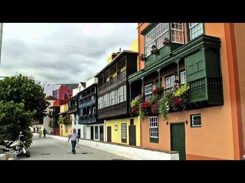 Islas Canarias, Spain, HD, High Definition, Timelape