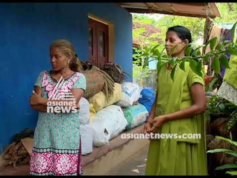 Boundary wall construction of a family to prevent anti-social attack is disrupted