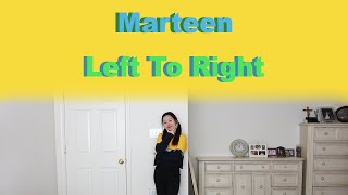 Marteen - Left To Right   Choreography by Jeanie