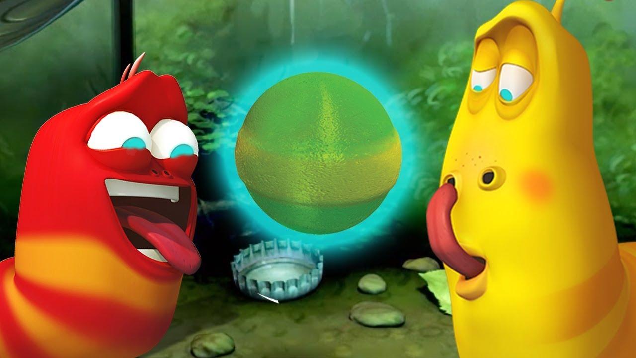 LARVA - PSYCHIC POWERS | Cartoon Movie | Cartoons For Children | Larva Cartoon | LARVA Official