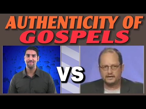 Authenticity of the Bible New Testament Books | Bart Ehrman vs Christian Apologists