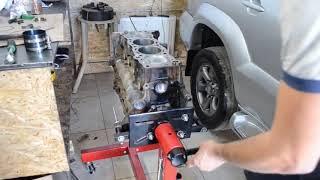 Капітальний ремонт двигуна авто в Харкові