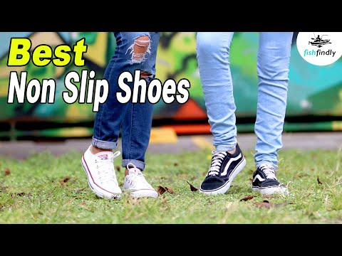 Best Non Slip Shoes In 2020 – Our Favorite Picks!