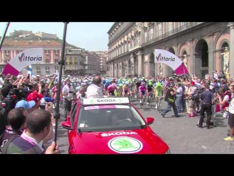 Alessandro Vanotti after ST1 Giro d'Italia
