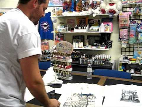 SolarActive® Color Changing Custom T shirts| Heat Transfers| Color Change Clothes